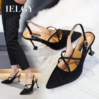 Giày Cao Gót Mũi Nhọn Thời Trang Dành Cho Nữ thumbnail