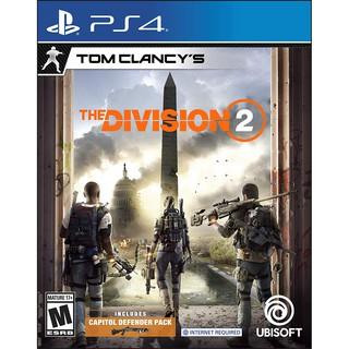[PS4-US] Trò chơi Tom Clancy s The Division 2 - PlayStation 4 thumbnail