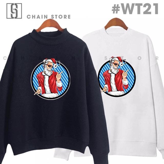 Áo sweater Noel cực truất