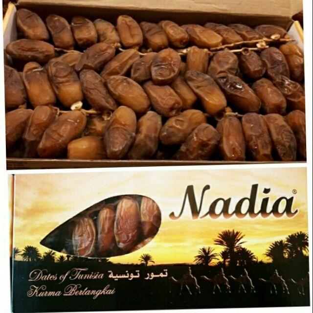 อินทผาลัม Nadia การันตีคุณภาพ