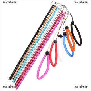 [warmhome]Colorful Diving Aluminium Alloy Pointer Rod With Rubber Lanyard Strap Underwater