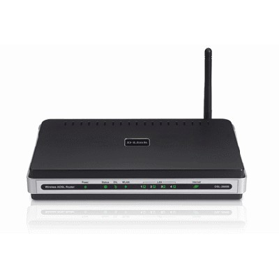 Bộ thu phát Wifi D-Link DSL-2640B