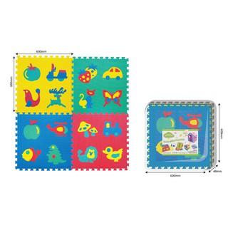 Đồ chơi trẻ em thảm xốp ghép 4 tấm PAMAMA P0306