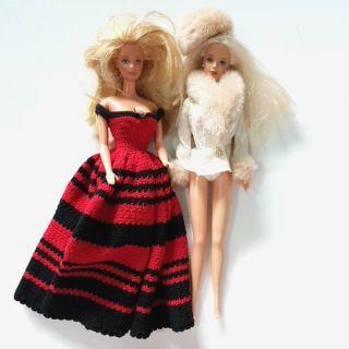 Búp bê barbie chính hãng đã sử dụng
