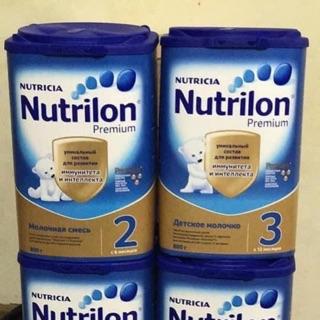 Sữa Nutrilon Nga