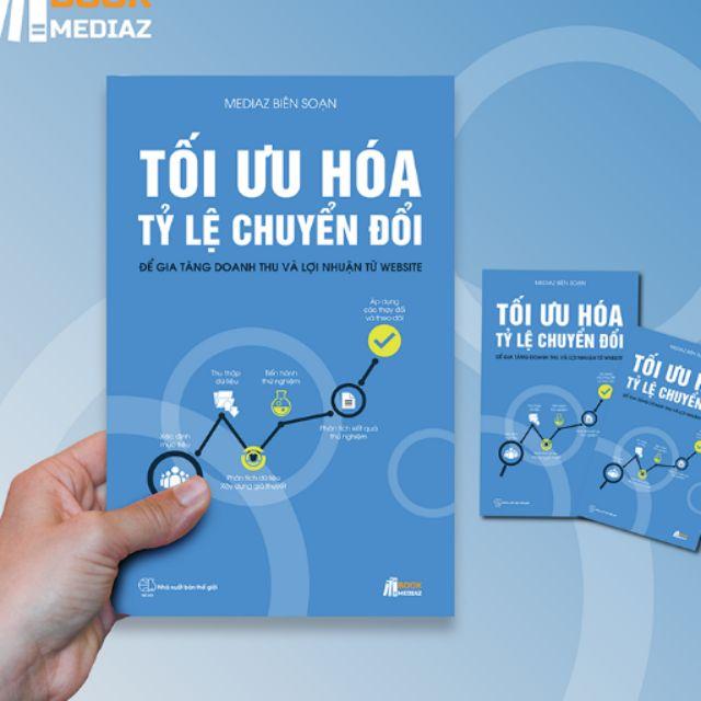 Sách (marketing) TỐI ƯU HÓA TỶ LỆ CHUYỂN ĐỔI