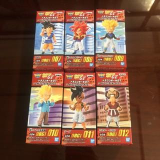 FAMHOUSE - Mô hình chính hãng Banpresto WCF Dragon ball GT vol 2 Goku Trunks Satan Gohan Uub Gogeta thumbnail