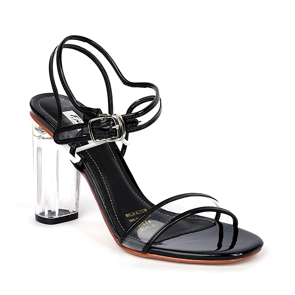 Sandals cao gót nữ FJ025 màu đen - 3587425 , 1230631904 , 322_1230631904 , 485000 , Sandals-cao-got-nu-FJ025-mau-den-322_1230631904 , shopee.vn , Sandals cao gót nữ FJ025 màu đen