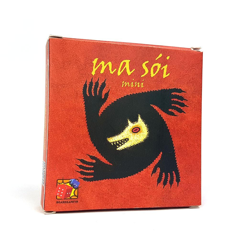 Ma sói Mini - Boardgame