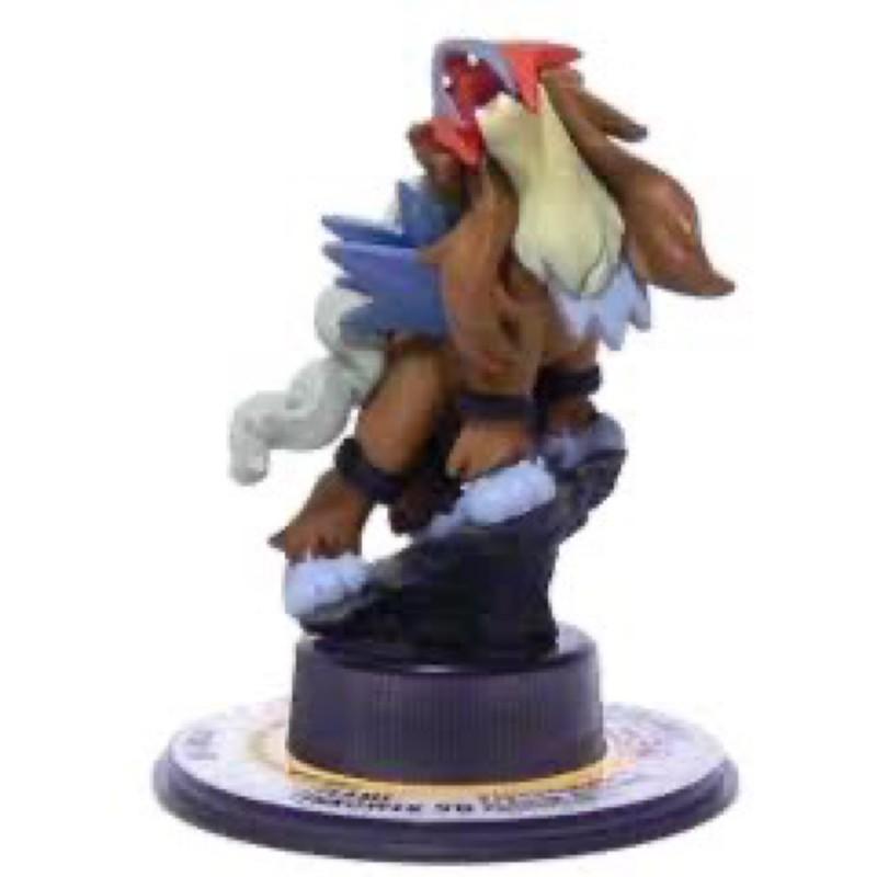 Mô hình pokemon TFG figure Pokemon Entei