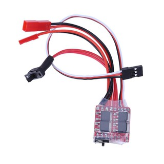 [Highples♕] 20A Car Boat Accessory Brake ESC Brush Electric Speed Control