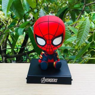 Mô hình Spider Man Lắc Đầu