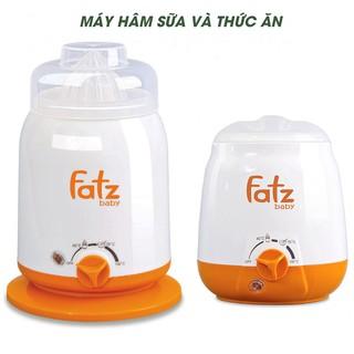 Máy hâm sữa và thức ăn siêu tốc Fatzbaby