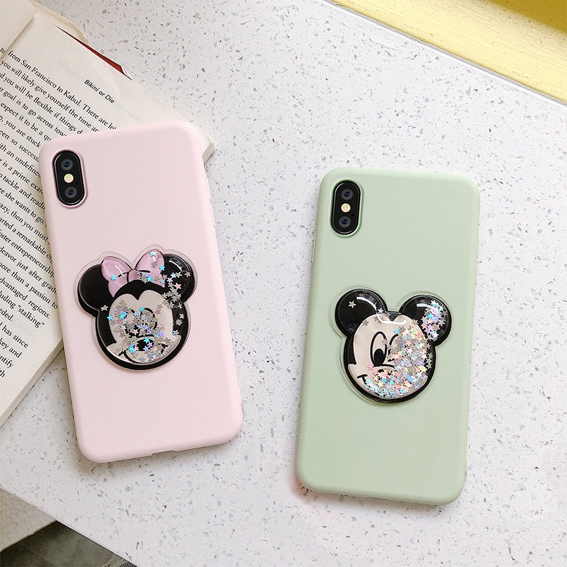 Cute Squeezing Soft Case For iPhone7/8Plus XS XR XS MAX 6S 6Plus 11Pro MAX