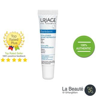Uriage Bariéderm Cica-Lips Repairing Balm 15ml - Phục Hồi Đôi Môi Khô Nứt Nẻ 15ml thumbnail