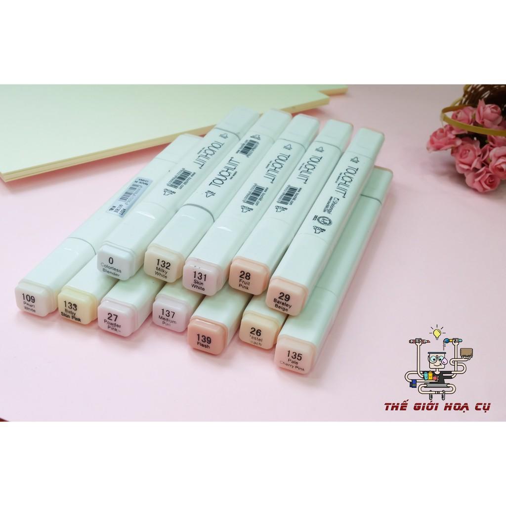 Bút marker Touchliit 6 bộ 12 cây vẽ màu da - 2949609 , 467258883 , 322_467258883 , 160000 , But-marker-Touchliit-6-bo-12-cay-ve-mau-da-322_467258883 , shopee.vn , Bút marker Touchliit 6 bộ 12 cây vẽ màu da