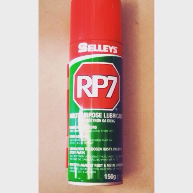 Xịt sét RP7 nhỏ 150g