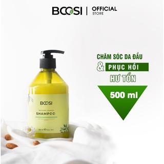 Dầu gội Bcosi phục hồi hư tổn tóc và bảo vệ da đầu Bcosi Recovery Damagae Shampoo 500ml thumbnail