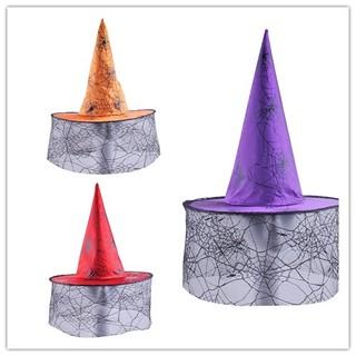 Mũ Phù Thủy Halloween