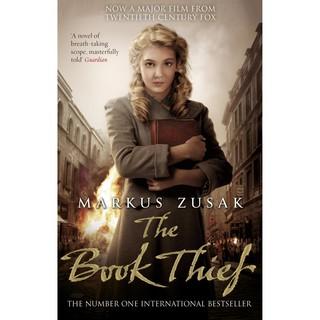 Sách Ngoại văn: The Book Thief - Kẻ trộm sách (Phiên bản Tiếng Anh)