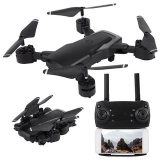 Flycam D8 Camera HD gấp gọn bản pin 1800mah bay 18p 2019