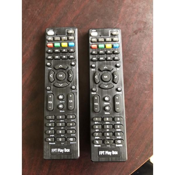 fpt - Remote điều khiển đầu thu truyền hình FPT PLAYBOX 2018/2019