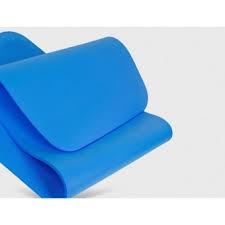 Thảm Tập Yoga Loại 10ml Cao Cấp Có Túi Đựng (màu xanh )