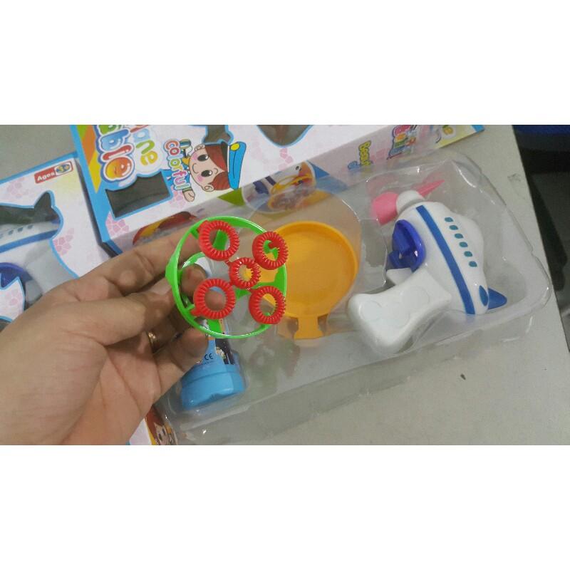 bộ đồ chơi bong bóng xà phòng vui nhộn