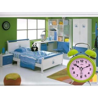 Đồng hồ báo thức để bàn Mini Alarm Xanh lá