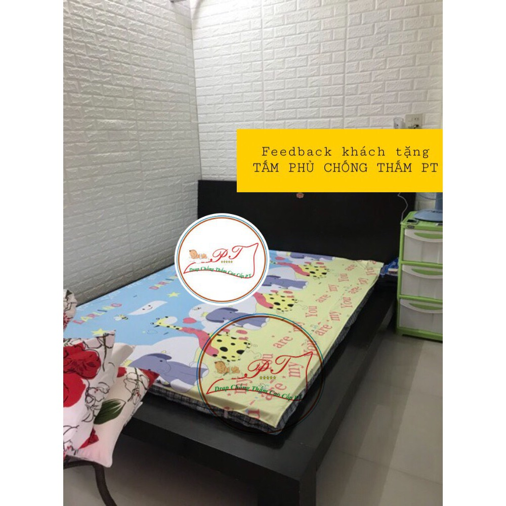 Ga chống thấm cotton cao cấp-PT01
