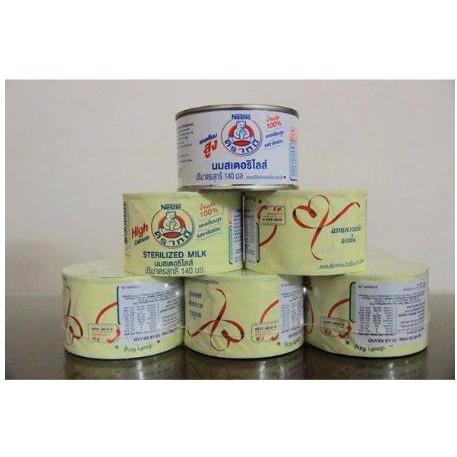 [Sale] 1 Lốc sữa Gấu Thái Lan Nestle Tăng chiều Cân và Tăng chiều Cao - 6 Hộp - 65k