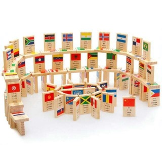 Domino cờ các nước