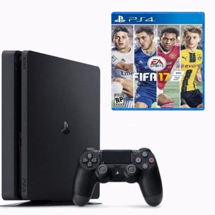 Bộ 1 Máy Sony PlayStation PS4 Slim 500Gb CUH2006A + Tặng 1 Đĩa game FIFA 2017 - 3525987 , 750008683 , 322_750008683 , 10000000 , Bo-1-May-Sony-PlayStation-PS4-Slim-500Gb-CUH2006A-Tang-1-Dia-game-FIFA-2017-322_750008683 , shopee.vn , Bộ 1 Máy Sony PlayStation PS4 Slim 500Gb CUH2006A + Tặng 1 Đĩa game FIFA 2017