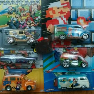 Hot Wheels Pop Culture Mario