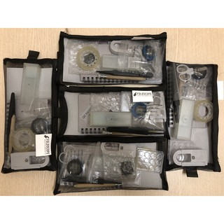 Phụ kiện nâng cao cho kính hiển vi giấy FOLDSCOPE chính hãng – CỰC NHIỀU ĐỒ – Basic Classroom Kit – Nhập khẩu từ USA