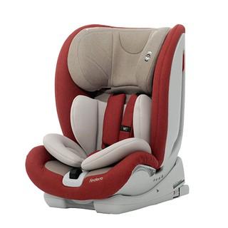 ghế ngồi ô tô cho bé fedora M5 màu đỏ kem