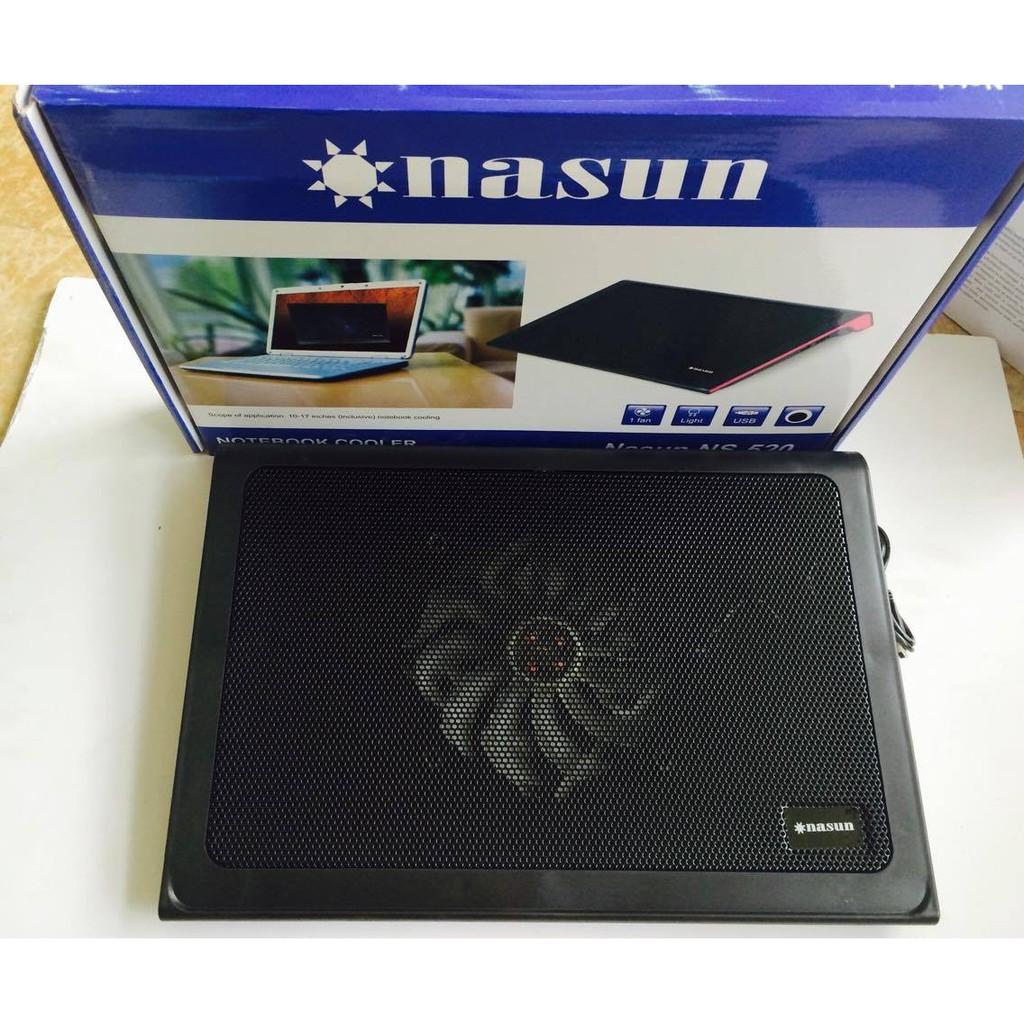 Đế tản nhiệt laptop Nasun 520