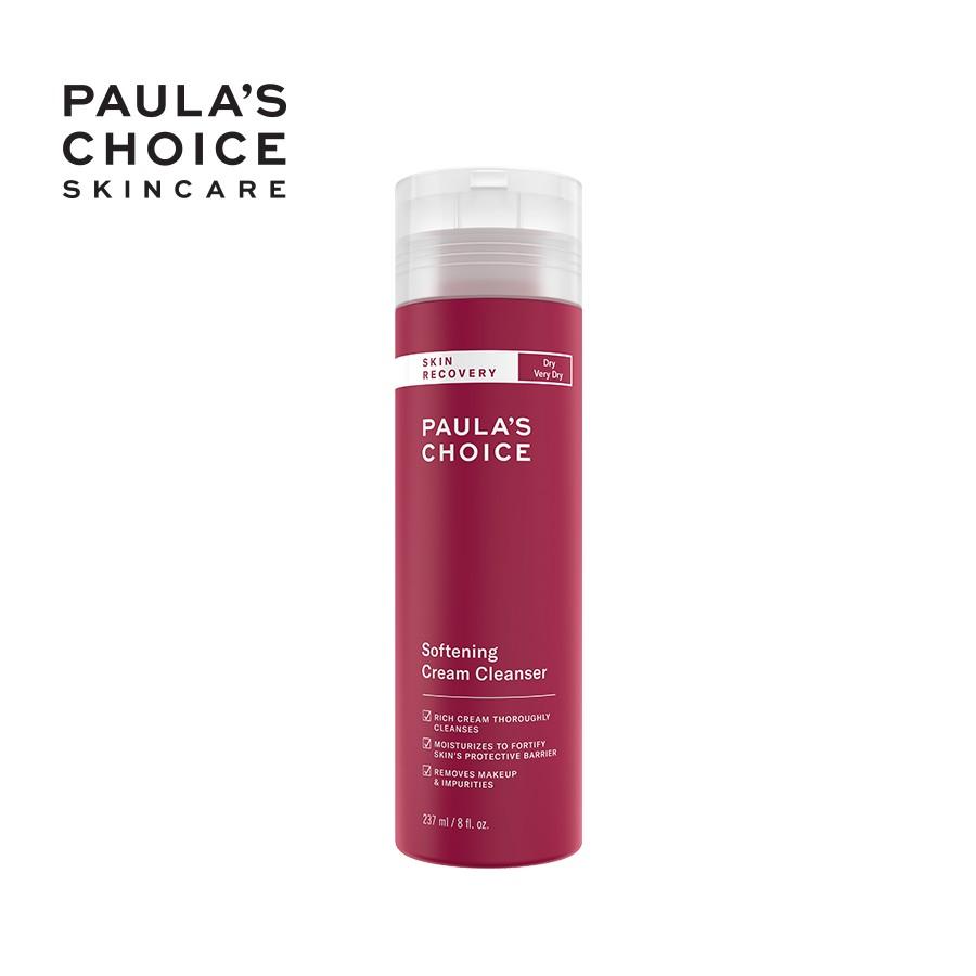 Sữa rửa mặt phục hồi da và làm mềm da Paula's Choice Skin Recovery Softening Cream Cleanser 237ml 1050