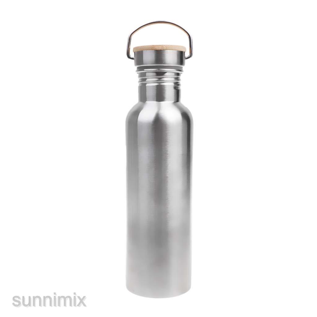 Bottle Water Bottle 750ml Drink Bottle (Stainless Steel) For Office, School