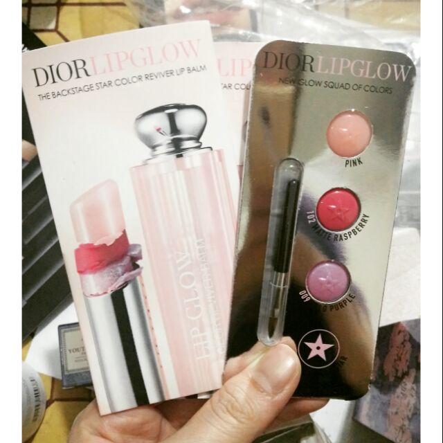 Vỉ son mẫu mới Dior Lip Glow - 3417087 , 962290849 , 322_962290849 , 100000 , Vi-son-mau-moi-Dior-Lip-Glow-322_962290849 , shopee.vn , Vỉ son mẫu mới Dior Lip Glow