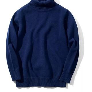 Áo Sweater Cổ Lọ Thời Trang Trẻ Trung Cho Bé 7 Yrs 13 Yrs / Teens