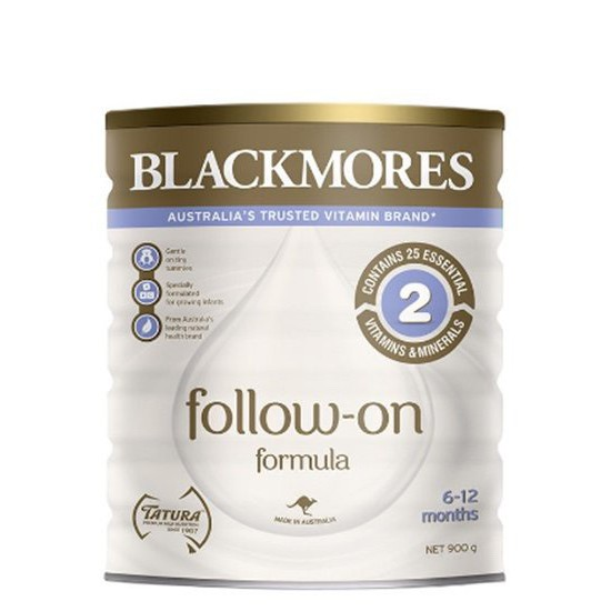 Sữa Bột Blackmores Follow On Formula Stage 2 900gr