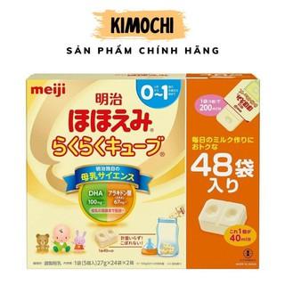 SỮA MEJI DẠNG THANH 648G ,24 THANH Nhật Bản, DATE MỚI thumbnail