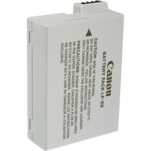 Combo Sạc + Pin Canon LP - E8
