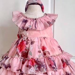 Váy cho bé gái , xếp li, dáng xòe công chúa mới cho bé
