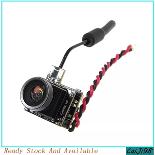 [CJ] Caddx Beetle V1 5.8Ghz 48CH 25mW CMOS 800TVL 170 Degree Mini FPV Camera AIO LED Light for RC Drone