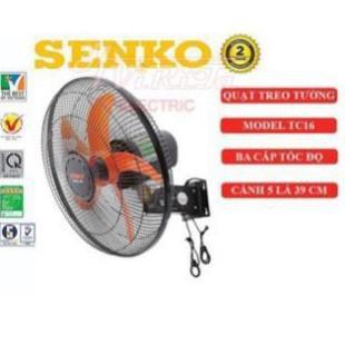 Quạt treo 2 dây 7 cánh F23 Senko TC1622 - Bảo hành chính hãng
