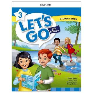 Sách - Let's Go: Level 3: Student Book - 5th Edition