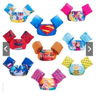 Phao bơi trẻ em Bé từ 2 – 8 tuổi), phao bơi đeo tay cho bé chất liệu SIÊU nhẹ tiêu chuẩn EU cao cấp
