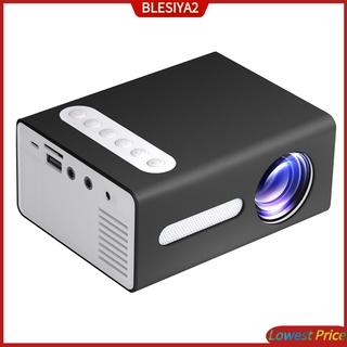 (Hàng Mới Về) Máy Chiếu Mini T300 Led Mini Siêu Nhẹ Hdmi Usb Tf Av Cho Trẻ Em 1080p